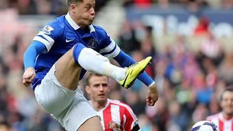 Everton schon mit siebtem Sieg in Folge