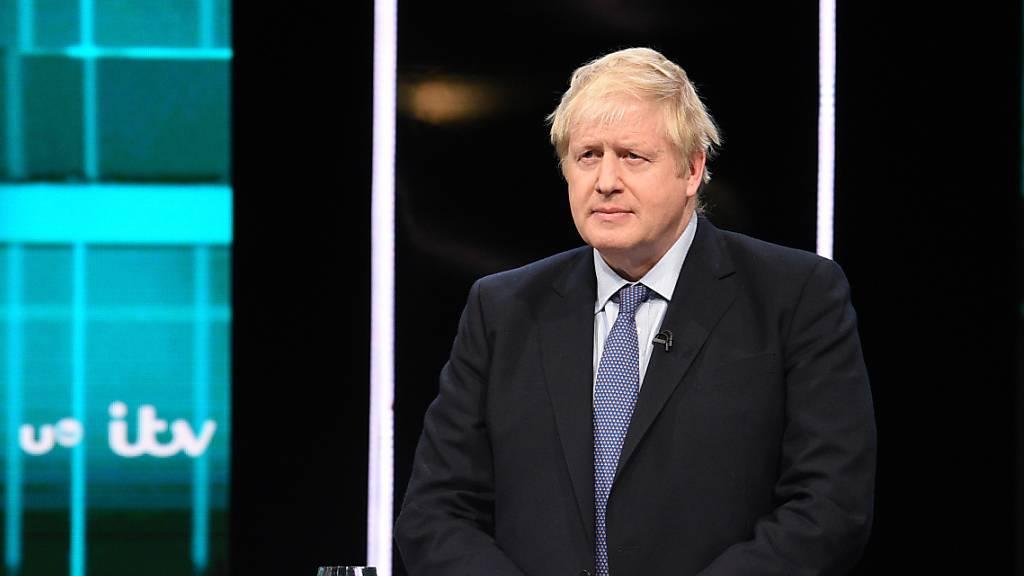 Wahlumfrage: Johnson baut Vorsprung aus