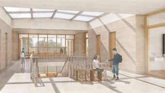 Am Projektwettbewerb nahmen zehn Architekturbüros und Arbeitsgemeinschaften teil; «Jim Knopf» ging als Sieger hervor. zvg