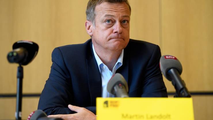 Martin Landolt, Parteipräsident der BDP.