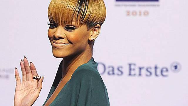 Rihanna hat noch offene Rechnungen bei ihrer Trainerin (Archiv)