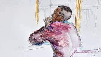 Er verweigert vor dem Zürcher Obergericht die Aussage: Der äthiopische Imam, der im Oktober 2016 in einer Predigt in der An'Nur-Moschee in Winterthur öffentlich zur Tötung von Muslimen aufgerufen haben soll. (Archivbild)