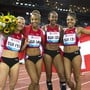 Weltklasse Zürich gilt als innovativ und fördert seit Jahrzehnten die Schweizer Leichtathletik