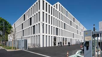In diesem Neubau des Bundes in Bern ist unter anderem auch das Bundesamt für Rüstung (Armasuisse) untergebracht.