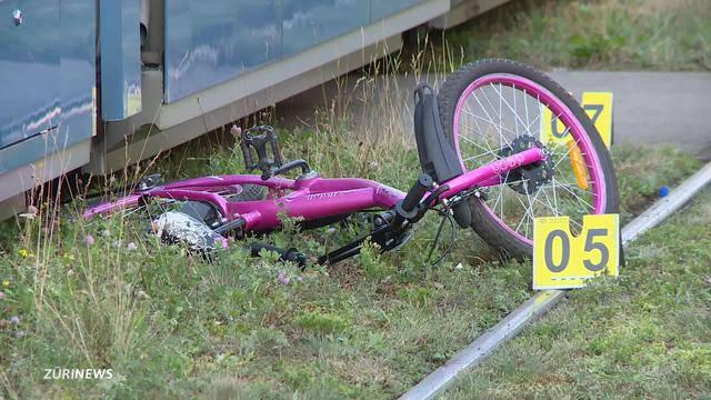Schwamendingen: 9-Jährige wird von Tram erfasst