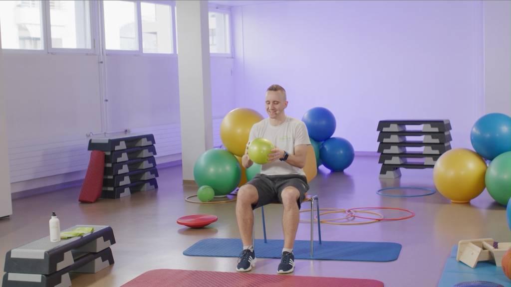 «Gymnastik im Wohnzimmer» vom 30. August 2021