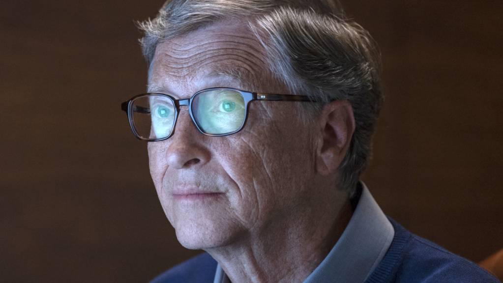 Will mehr Zeit für seine wohltätigen Engagements: Bill Gates gibt die Verwaltungsratposten bei Microsoft und Berkshire ab. (Archivbild)