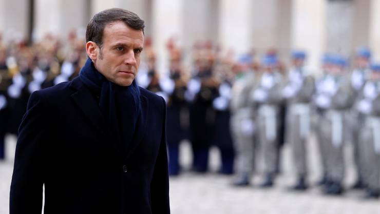 Mitglieder der Regierung von Emmanuel Macron sind bereits infiziert - trifft es auch den Präsidenten?