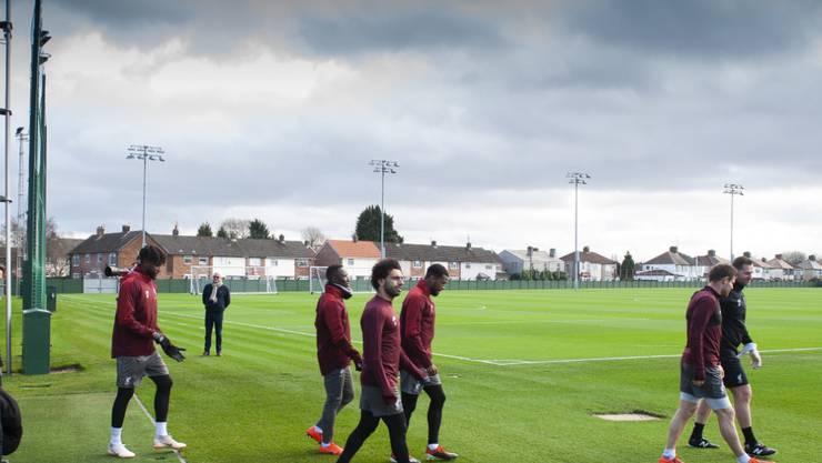 """Klopps """"Reds"""" dürfen den Rasen in Liverpool gegen die Bayern mit breiter Brust betreten"""