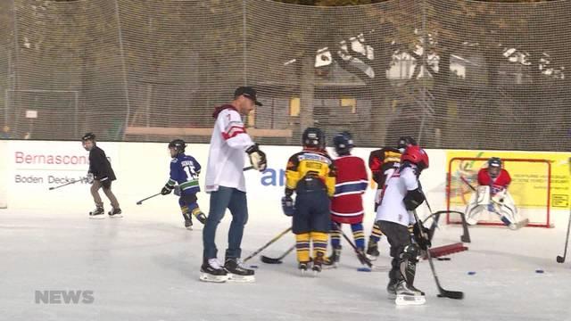 Swiss Eishockey Day lässt Träume wahr werden