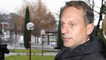 Yves Allegro wegen Vergewaltigungsvorwurf vor Gericht