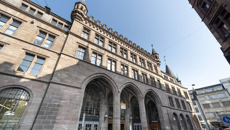 Die Hauptpost an der Basler Rüdengasse wird ab 2022 keine Post mehr sein.