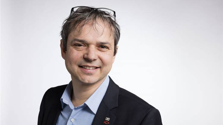 Philipp Hadorn, 52, SP.