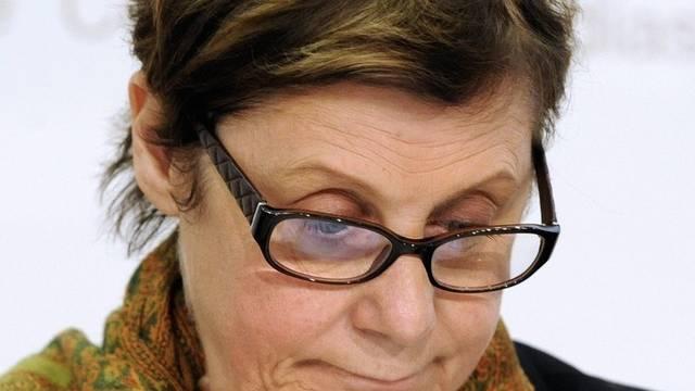 Tritt in die Fussstapfen des Historikers Georg Kreis: Martine Brunschwig Graf (FDP/GE) (Archiv)