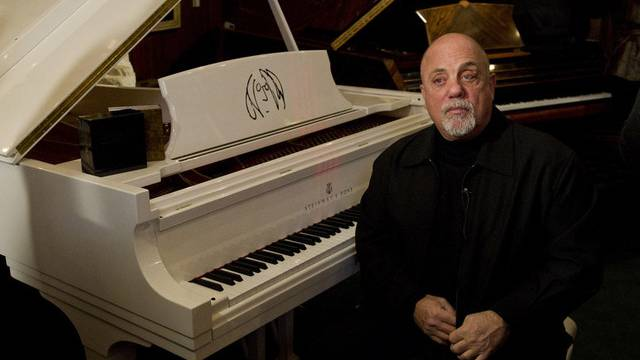 Pianovirtuose: Billy Joel (Archiv)