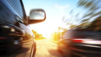 Auf der Autobahn A1 spielten sich am 9. Mai 2015 gefährliche Szenen ab.