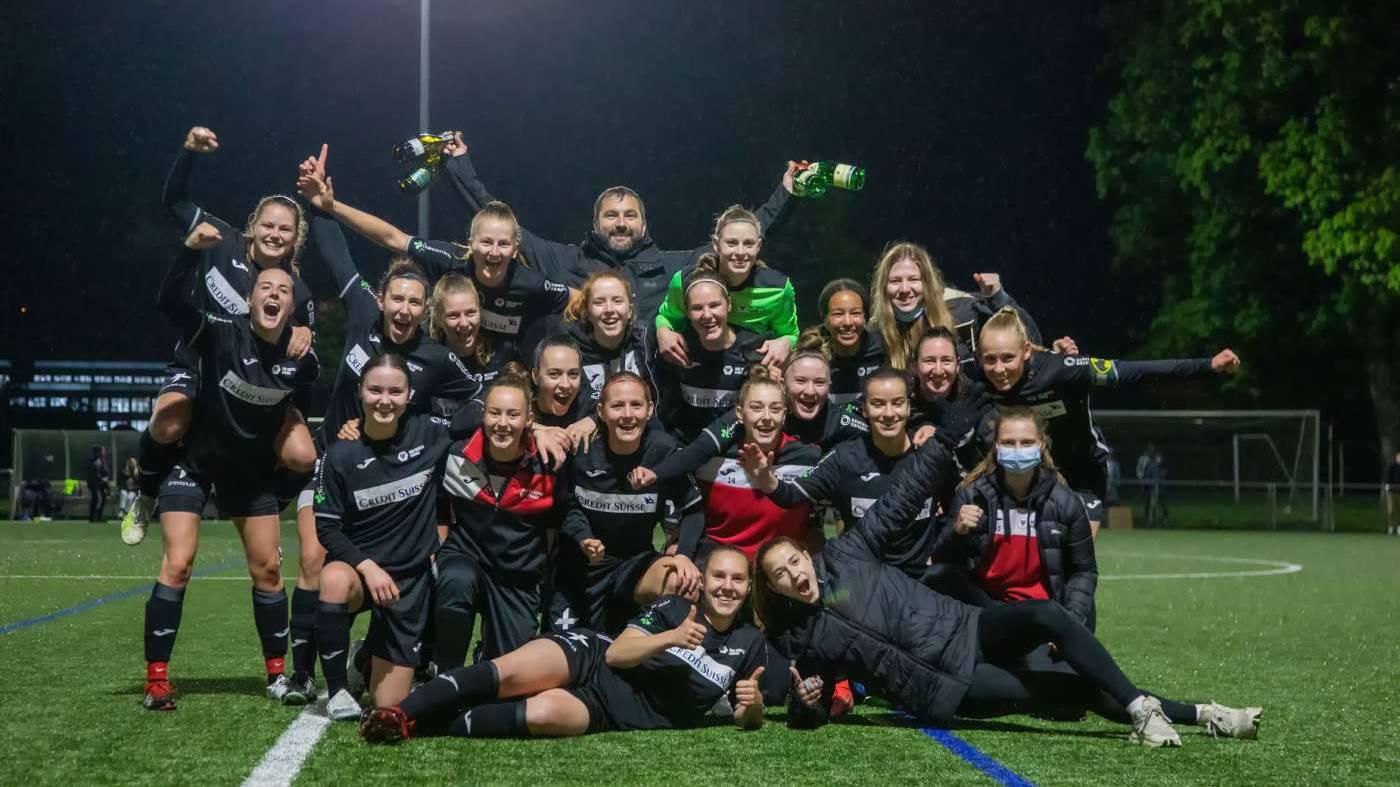 Die FC Aarau Frauen runden eine hervorragende Saison mit einem 1:0-Heimsieg gegen Schlieren ab.