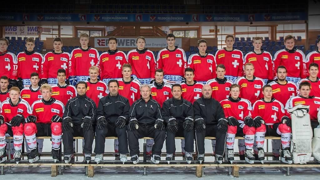 Mehrere Schweizer Junioren-Eishockeyteams in Quarantäne