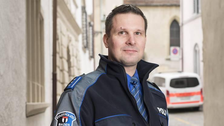 Andreas Lang ist seit 1. November 2017 Leiter Öffentliche Sicherheit.