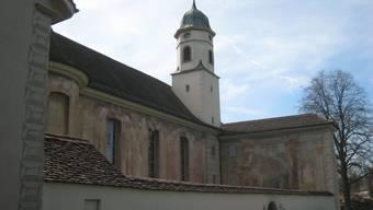 Renovationsbedürftiges Kloster Fahr
