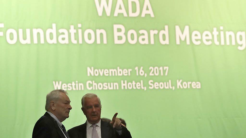Für die WADA bleibt Russlands Anti-Doping-Agentur suspendiert.
