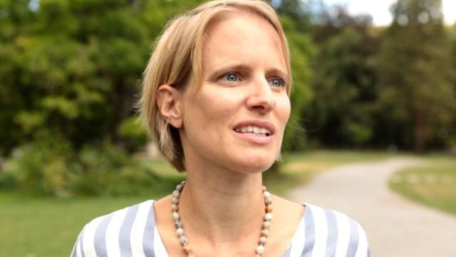 Sarah Niedermann, stehen Sie manchmal auf verlorenem Posten?