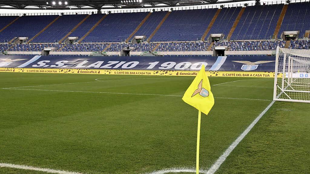 Grünes Licht: Das Stadio Olimpico in Rom soll bei der EM-Endrunde mindestens zu einem Viertel voll sein