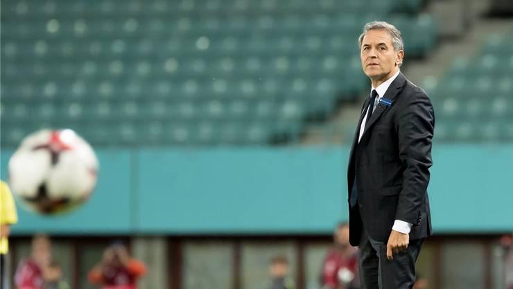 Marcel Koller ist der neue FCB-Coach.