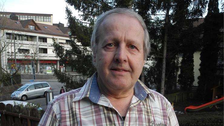 René Eberle (SVP), Liegenschaftenvorsteher der Urdorfer Schulpflege