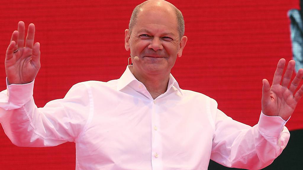 Scholz ruft SPD zum Kämpfen auf - «Aufbruch in unserem Land möglich»