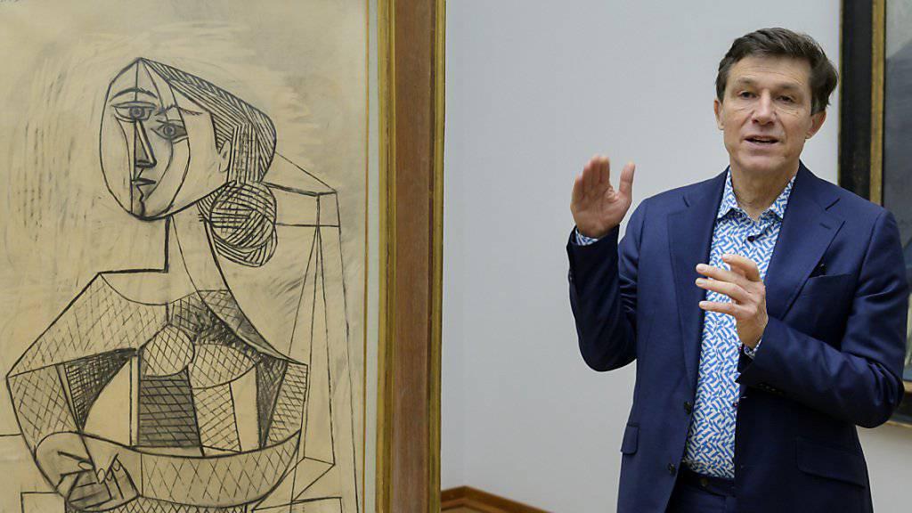Kunstmuseum Basel erhält Meisterwerke geschenkt