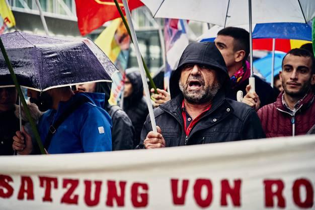 Die Schweizer Kurden sind wütend.