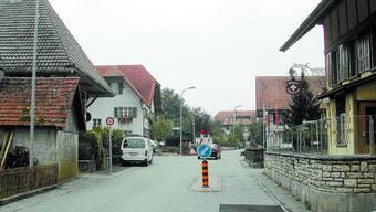 Herrengasse: Die Gemeinde Rüti kann die Gemeindestrasse an den Kanton abtreten – in einwandfreiem Zustand.