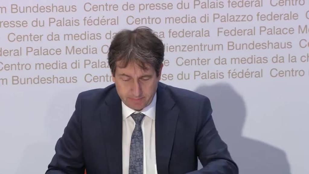 Komplette Pressekonferenz des Bundesrates vom 19. Juni 2020