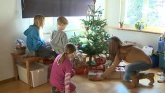 Weihnachten zu verschenken