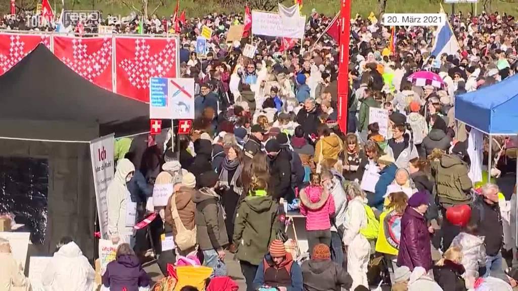 In Altdorf soll grösste Anti-Corona-Demo stattfinden