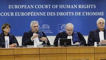 Urteilsverkündung des Europäischen Gerichtshofs für Menschenrechte in Strassburg im Fall Perincek gegen die Schweiz (Archiv)