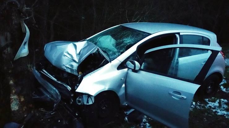 Zum Unfall kam es am Montag, gegen 16.30 Uhr.