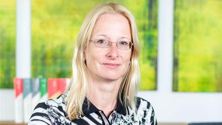Nicole Wulf arbeitet seit 24 Jahren als Übersetzerin.