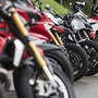 Künftig sollen unter anderem Motorräder und Lieferwagen neu besteuert werden. (Symbolbild)