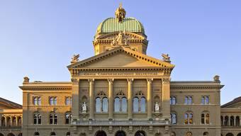 Wer möchte gerne dem Bundeshaus einen Besuch abstatten?