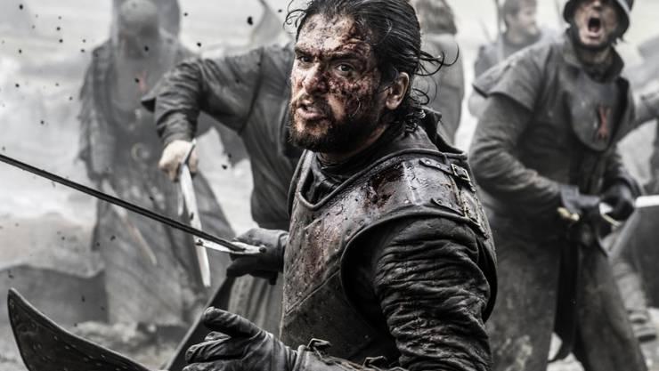 """Wurde Opfer eines Hacker-Angriffs: Der US-Pay-TV-Sender HBO, der unter anderem die Hitserie """"Game of Thrones"""" produziert. (Archivbild)"""