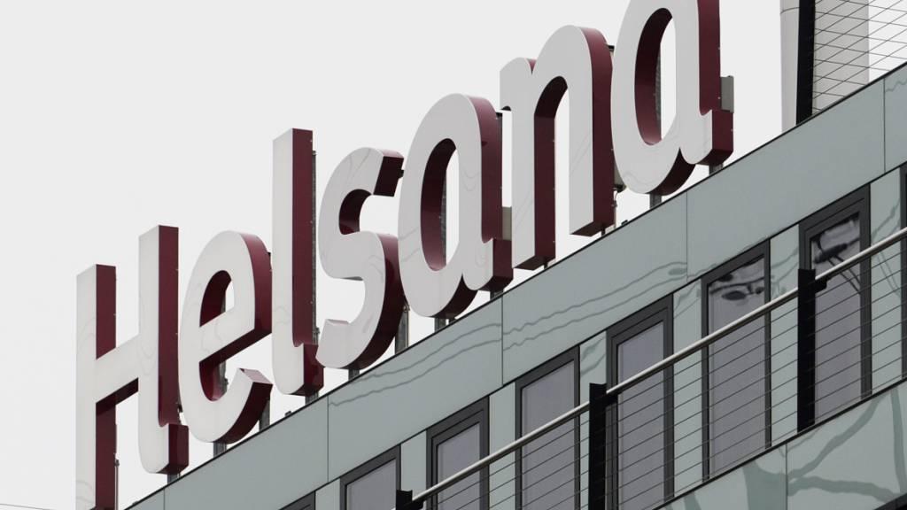 Die Krankenkasse Helsana ist laut einer Comparis-Analyse in der Grundversicherung zur Marktführerin aufgestiegen und hat die CSS knapp überholt. (Archivbild)