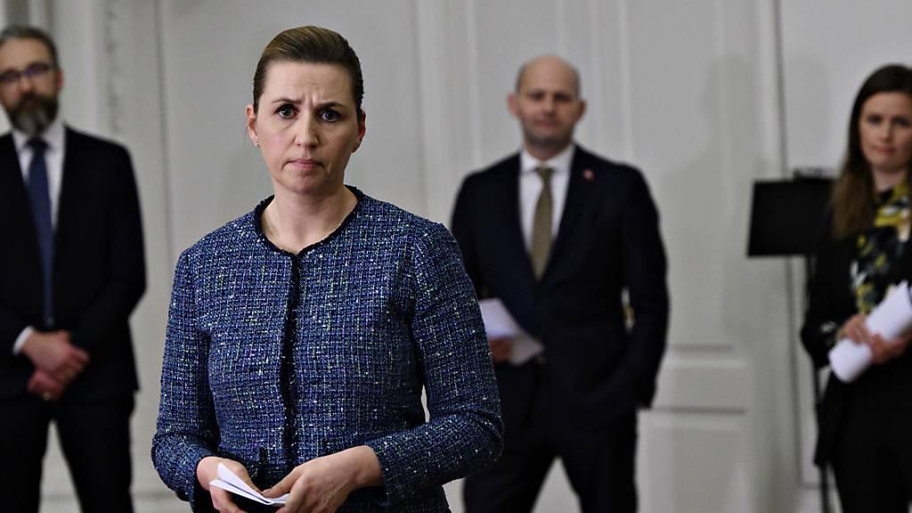Dänemark einigt sich auf Plan zur Abkehr von Corona-Massnahmen