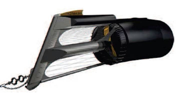 Installierte Leistung: 420 kW Rotordurchmesser: 2,5 m Anzahl Strombojen: 6 Stück Jahresproduktion: 1 700 000 kWh Projektkosten: 3,5 Mio. Franken Strombedarf für 425 Haushalte