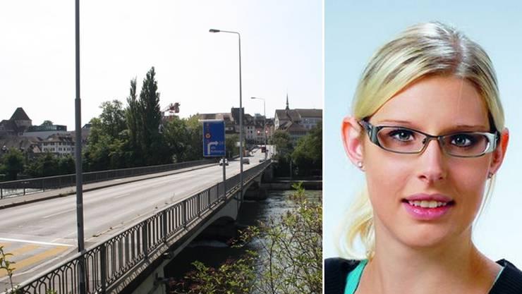 Rahel K. wurde auf dem Heimweg über die Kettenbrücke von einem Asylbewerber angegriffen. Danach wollte sie aufrütteln.