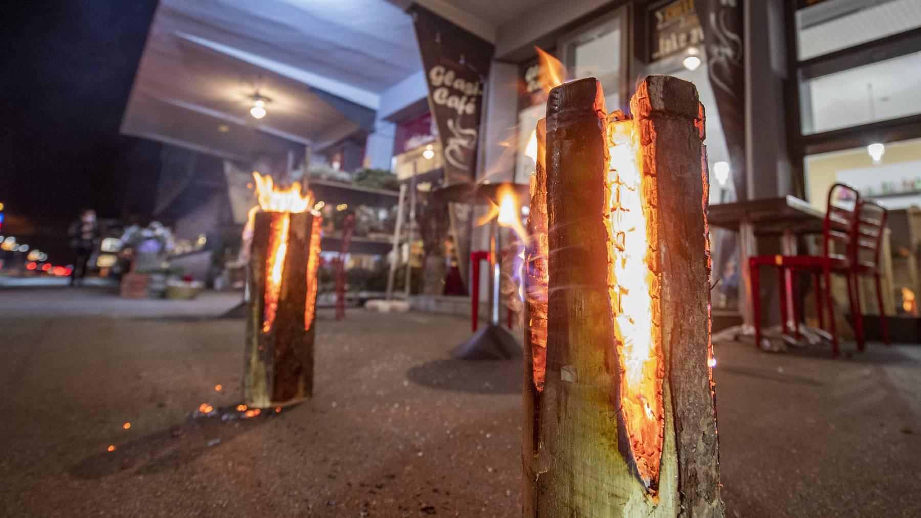 «Flächenbrand»: Am Donnerstag hatte die Gastrobranche noch Mahnfeuer entfacht – vergeblich, wie sich am Freitag zeigte.