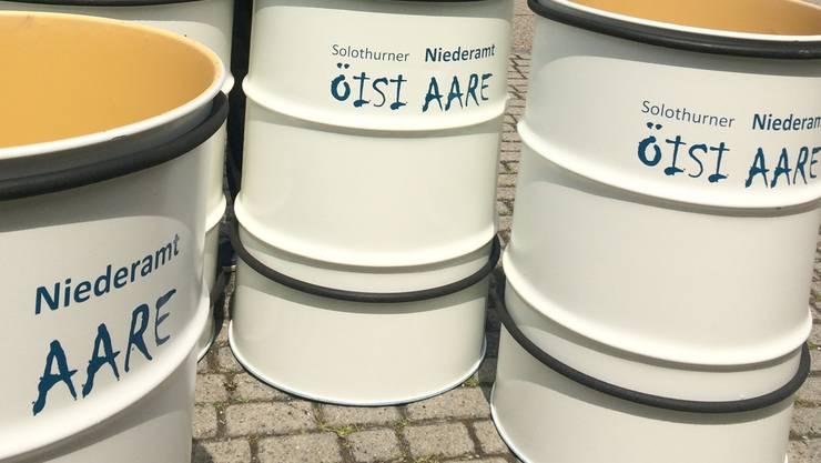 Unter dem Label «Öisi Aare / Solothurner Niederamt» sollen erste Ansätze gegen die Probleme mit Abfall und Wildparkieren verfolgt werden.