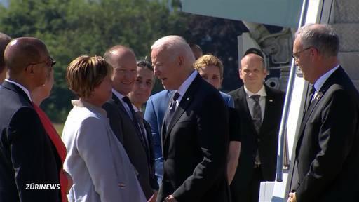 Putin und Biden treffen sich in Genf