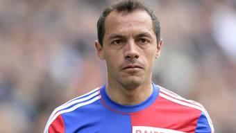 Der 28-jährige Marcelo Diaz bleibt wohl vorerst beim FC Basel.
